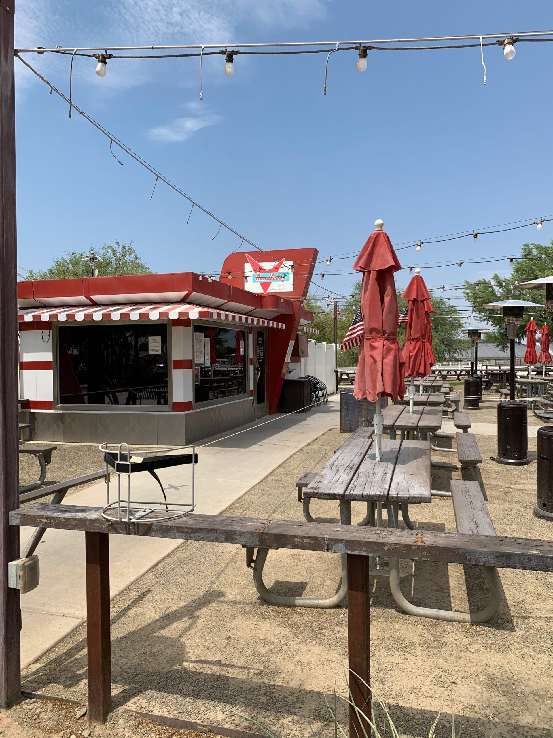 Handlebar Neighborhood Diner in Eastmark