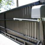 Gate Double swing auto motor and arms