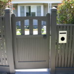 Gate Single Feature Timber
