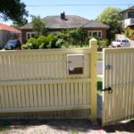 Gate Single (rear)