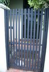 Gate Single vertical slat (skinny)