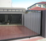 Gate Sliding