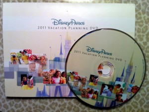 Order a Disney World Planning DVD to help with your trip