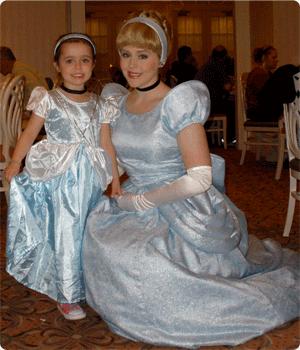 Cinderella at Park Fare