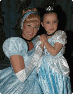 Food allergies at Disney - buy a good costume