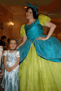 Drizella at Park Fare
