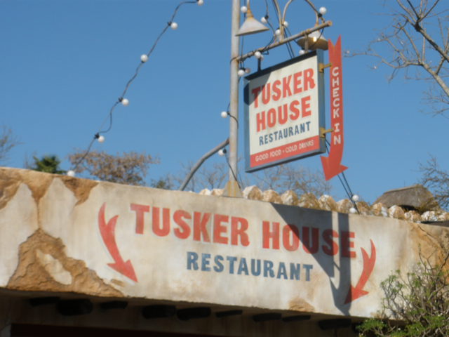 Tusker House - Africa - Animal Kingdom