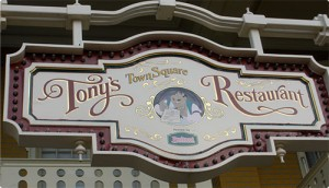 Tony's Town Square review
