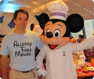 Allergy Free Mouse and Chef Mickey!