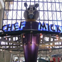 Chef Mickey's in the Contemporary Resort