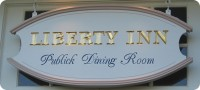 Liberty Inn food allergy quick review