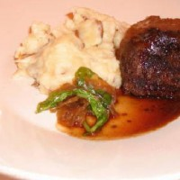 Yachtsman Steakhouse dining review