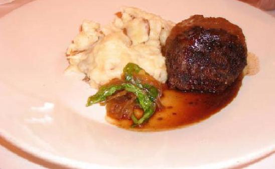Fantastic Filet at the Yachtsman Steakhouse