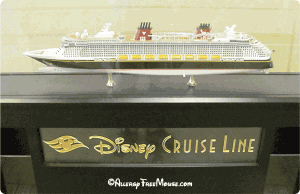 Take a Disney Cruise with a food allergy