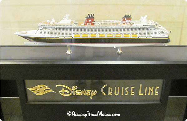 Disney Cruise with a food allergy