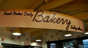 Allergy free bakery at Disney World