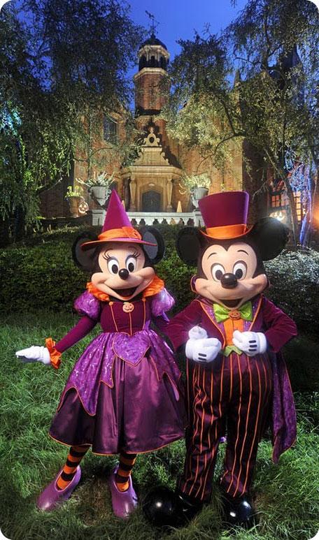 Mickey's Not-So-Scary Halloween Party 2011