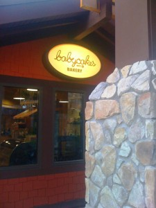 Look for BabyCakes NYC in Downtown Disney