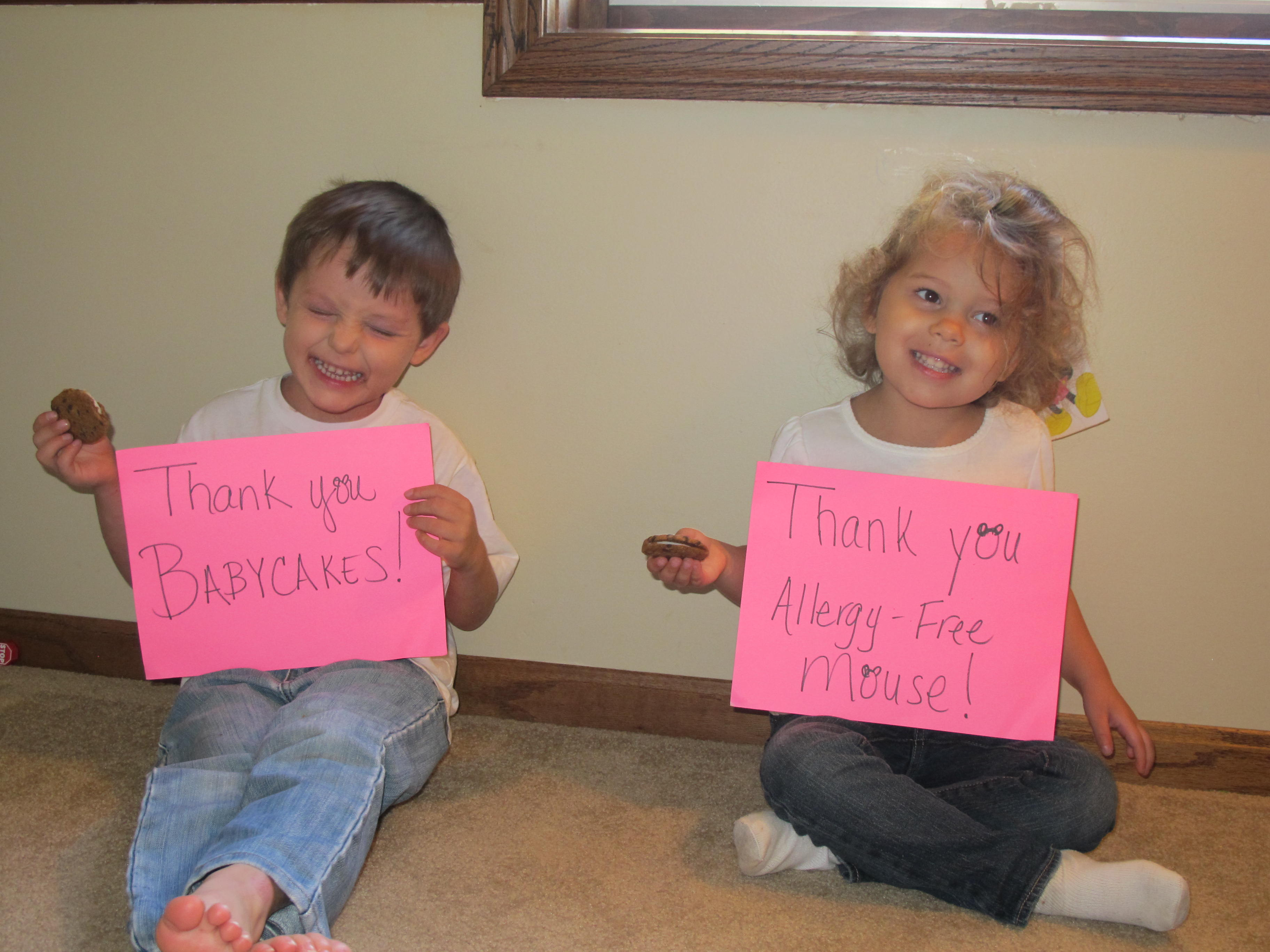 Happy, safe children is the reason we created AllergyFreeMouse.com