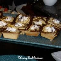 Desserts at Tomorrowland Terrace