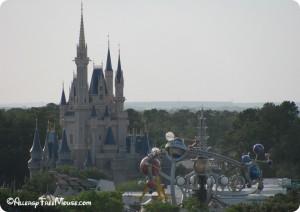 Disney's Magic Kingdom food allergy reviews