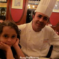 Chefs de France food allergy review