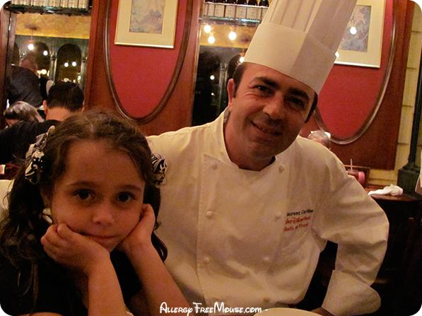 Meet Chef Laurent at Chefs de France