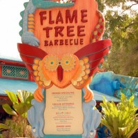 Flame Tree BBQ in Animal Kingdon – Guest Food Allergy Review