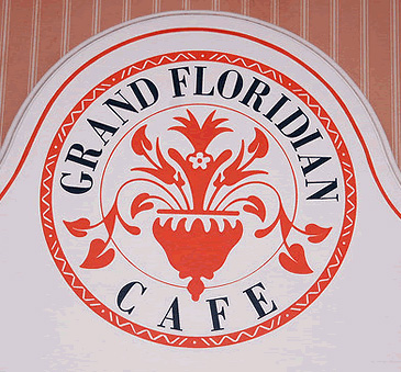 Grand Floridian Cafe food allergy