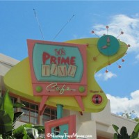 50s Prime Time Cafe dining gluten free