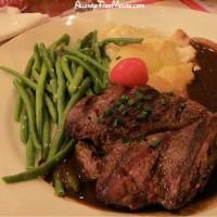 Delicious Steak au Poive