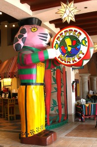 Dining with food allergies at Pepper Market in Coronado Springs