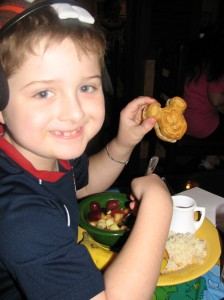 Food allergies are no problem at Tusker House in Animal Kingdom