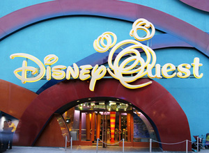 Food allergy free at the Disney Quest Cafe