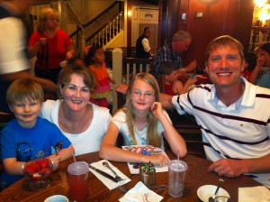 Liberty Tree Tavern dining with a food allergy