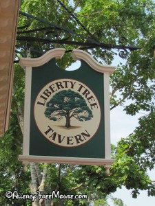 Dining with food allergies at Liberty Tree Tavern