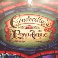 Dairy and Egg Free at Cinderella's Royal Table