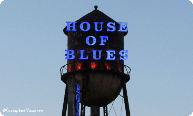 Food allergies at the House of Blues