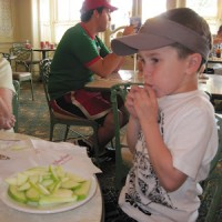 The Plaza restaurant with a food allergy
