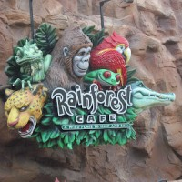 Rainforest Cafe, Babycakes NYC, The Plaza and Backlot Express food allergy reviews