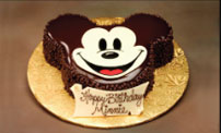 Disney Cruise food allergy celebration cakes