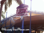 Dining at the Electric Umbrella with food allergies