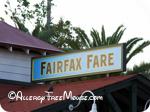 Dining gluten-free at Fairfax Fare?
