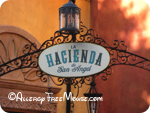 Dining gluten free at La Hacienda de San Angel