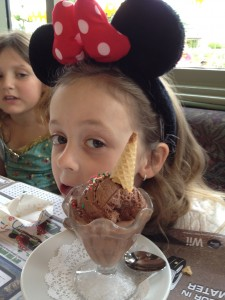 Peanut allergy at Disney World's Plaza Restaurant