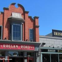 Raglan Road at Disney Springs gluten-free review