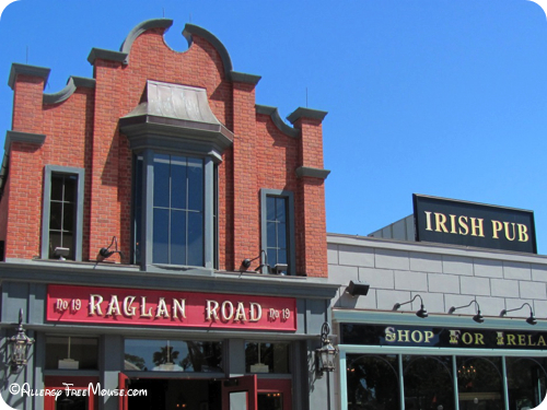 Raglan Road gluten free