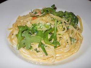 Gluten-free pasta at Raglan Road