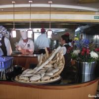 Palo buffet on the Disney Magic