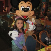 Parrot Cay with Mickey